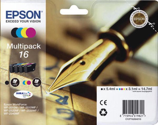 Μελάνι Epson Multipack 16