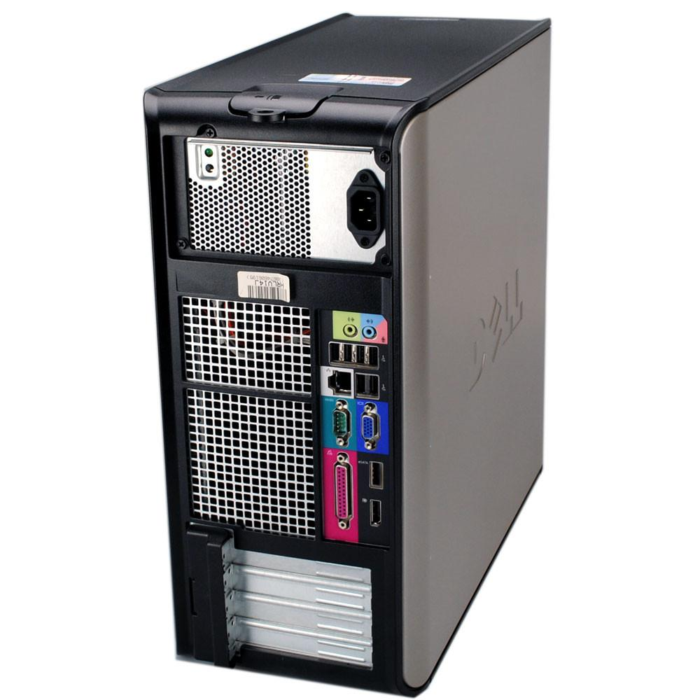 DELL Ref Η:Υ Optiplex 760 Tower rear