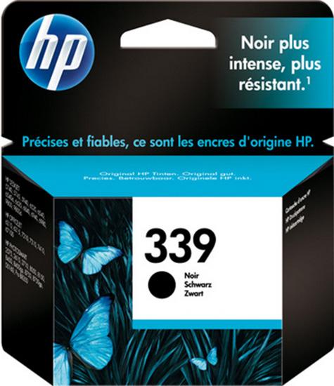 Μελάνι HP 339 Black Ink Cartridge