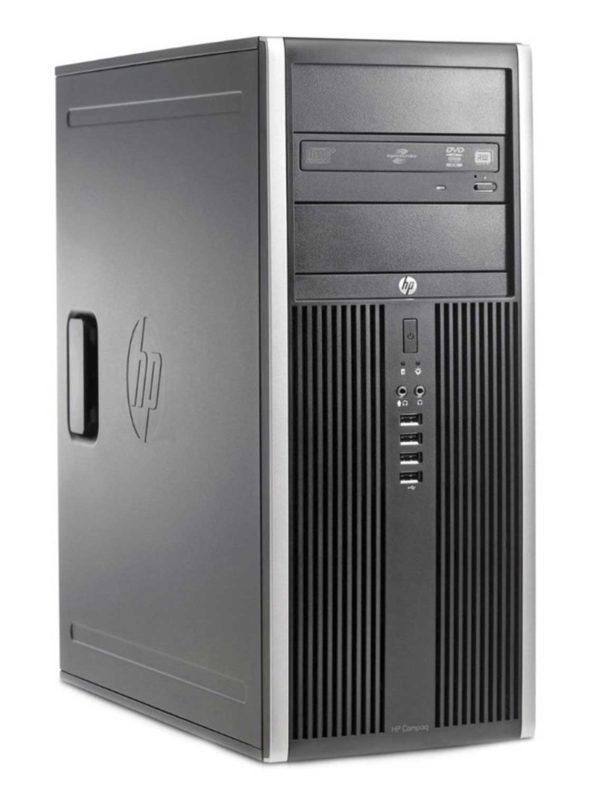 HP 6200 Pro MT, I5 2400S, 4GB, 250GB HDD
