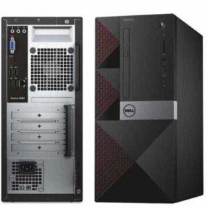 PC DELL VOSTRO 3670/i3-8100/4GB/1TB/linux