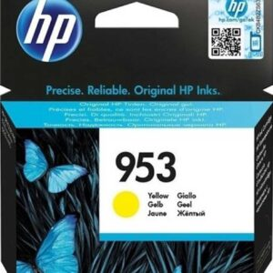 Μελάνι HP 953 Yellow Ink Cartridge