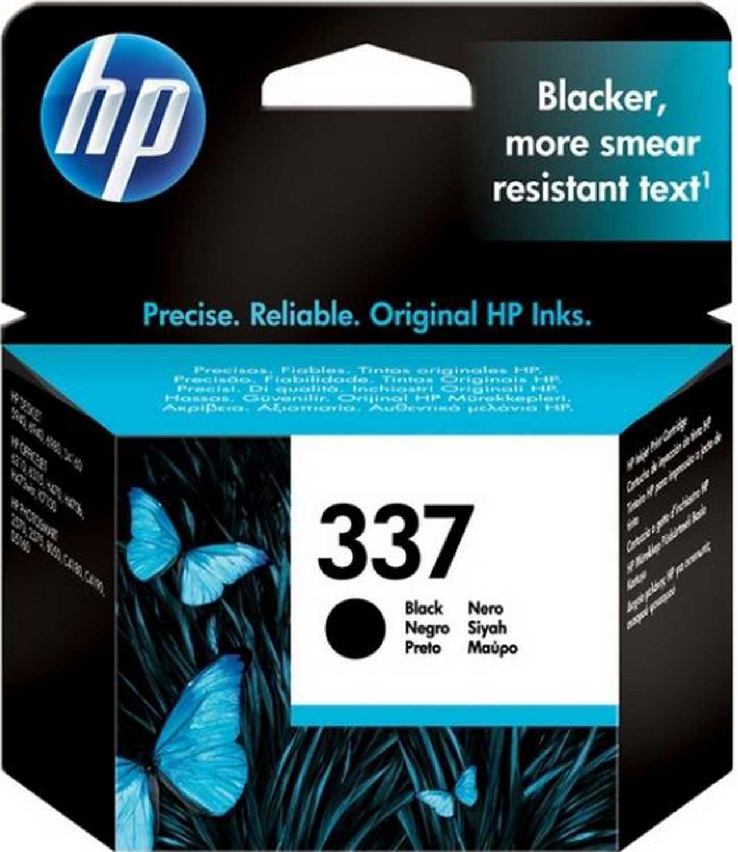 Μελάνι HP 337 Black Ink Cartridge
