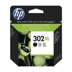 Μελάνι HP 302 XL Black Ink Cartridge