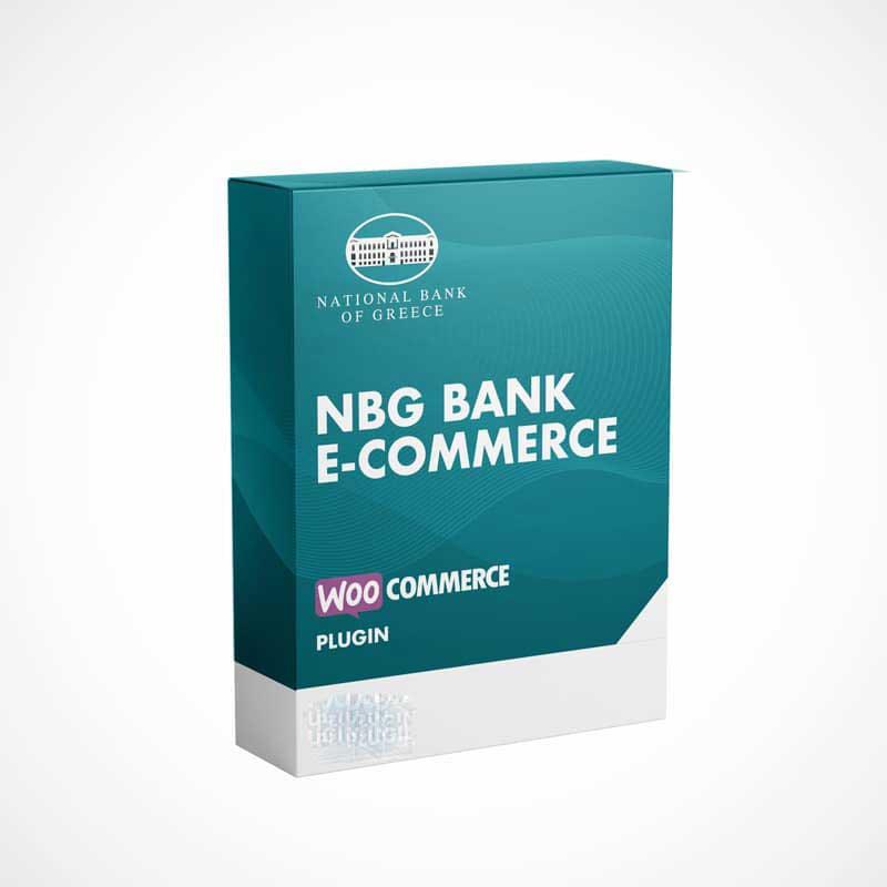 Woocommerce Εθνική Τράπεζα E-commerce Plugin