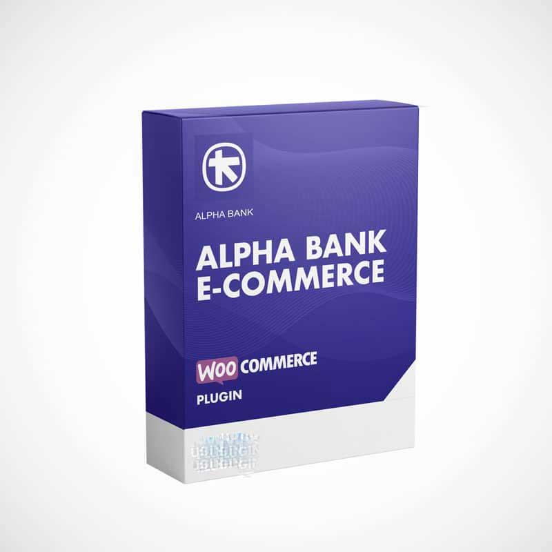 Woocommerce Alpha Bank E-commerce Plugin